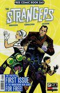 Strangers (2013 Oni Press) FCBD 1