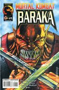 Mortal Kombat Baraka (1995) 1