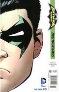 Batman and Robin (2011 2nd Series) 15N