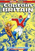 Captain Britain TPB (1988 Marvel) By Alan Davis and Jamie Delano 1-1ST