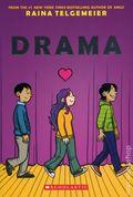 Drama GN (2012 Scholastic) 1-REP