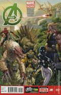 Avengers (2013 5th Series) 12A