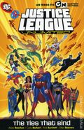 Justice League Unlimited Ties That Bind TPB (2008) 1-REP