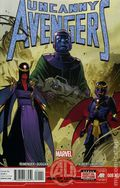 Uncanny Avengers (2012 Marvel Now) 8AU