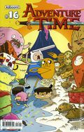 Adventure Time (2012 Kaboom) 16A