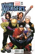 Young Avengers (2012 2nd Series) 5B