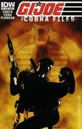 GI Joe Cobra Files (2013 IDW) 2A
