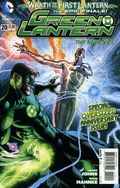 Green Lantern (2011 4th Series) 20A