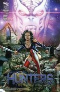 Grimm Fairy Tales Hunters Shadowlands (2013 Zenescope) 1A