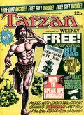 Tarzan Weekly (1977 Byblos) UK Magazine 1