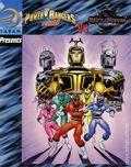 Power Rangers Turbo vs. Saban's BeetleBorgs Metallix GN (1997 Acclaim Books) 1-1ST