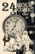 24 Hour Comic TPB (2004 Void Pulp Press) CCN: The Comic Creators' Network 1-1ST
