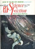 If Worlds of Science Fiction (1952 Pulp Digest) Vol. 12 #2