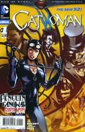 Catwoman (2011 4th Series) Annual 1