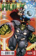 Indestructible Hulk (2012) 8
