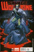 Savage Wolverine (2013) 5B