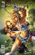 Grimm Fairy Tales Realm Knights (2013 Zenescope) 0B