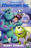 Monsters, Inc. Scary Stories TPB (2013 Disney Comics) 1-1ST