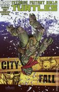 Teenage Mutant Ninja Turtles (2011 IDW) 22A