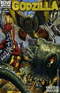 Godzilla (2012 IDW) 12RI