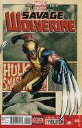 Savage Wolverine (2013) 5A