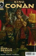 King Conan Hour of the Dragon (2013 Dark Horse) 1B