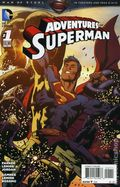 Adventures of Superman (2013) 2nd Series 1A