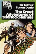 Great Adventures of Sherlock Holmes GN (1974 Pendulum Press) Now Age Books Illustrated 1-1ST