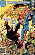 Action Comics (1938 DC) Mark Jewelers 506MJ