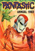 Fantastic Annual HC (1967-1969 Odhams/Marvel UK) 1969