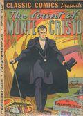 Classics Illustrated 003 The Count of Monte Cristo (1946) 1