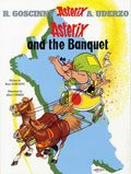 Asterix and the Banquet GN (2004 Sterling) Revised Edition 1-REP