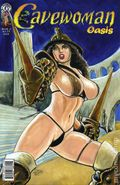 Cavewoman Oasis (2013 Amryl) 2A