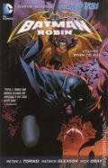 Batman and Robin TPB (2013-2016 DC Comics The New 52) 1-1ST