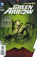 Green Arrow (2011 4th Series) 21A