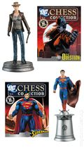 DC Chess Collection (2012- Eaglemoss) Figure and Magazine #032/33