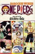 One Piece TPB (2009- Viz) 3-in-1 Volume 16-18-1ST