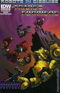 Transformers (2012 IDW) Robots In Disguise 18A