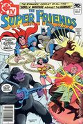 Super Friends (1976 DC 1st Series) Mark Jewelers 30MJ
