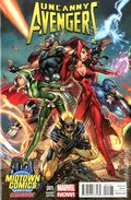 Uncanny Avengers (2012 Marvel Now) 1MIDTOWN