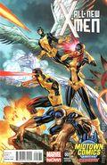 All New X-Men (2012) 1MIDTOWN