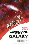 Guardians of the Galaxy (2013 3rd Series) 1DETROIT