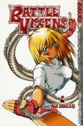 Battle Vixens GN (2004-2011 Tokyopop Digest) 2-1ST