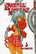 Battle Vixens GN (2004-2011 Tokyopop Digest) 3-1ST