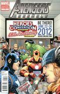 Avengers Assemble (2012) 1REHEROESCON