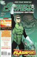 Green Lantern Flashpoint Special (2011) FCBD 1SOURCE