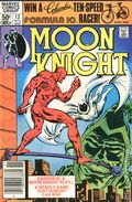 Moon Knight (1980 1st Series) Mark Jewelers 13MJ