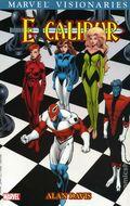 Excalibur Visionaries Alan Davis TPB (2009-2011 Marvel) 1-1ST