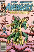 Avengers (1963 1st Series) Mark Jewelers 251MJ