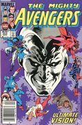 Avengers (1963 1st Series) Mark Jewelers 254MJ